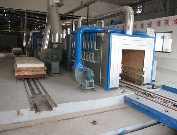 zirconia bead production